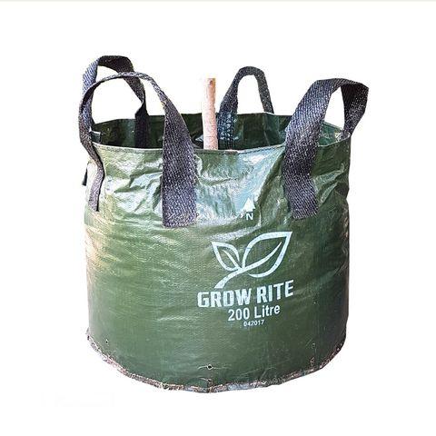Growrite Heavy Duty Woven Plant Bags - 200L