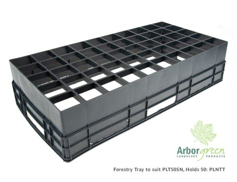 FORESTRY Tray to suit PLT50SN, Holds 50