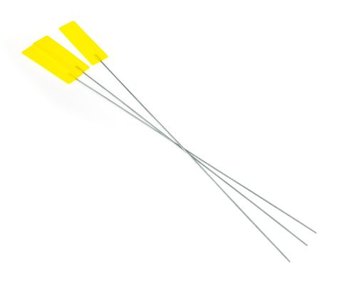 Tegra-Tag Pin Marker - Yellow