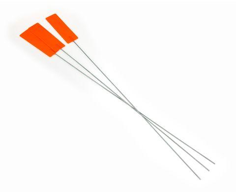 Tegra-Tag Pin Marker - Orange