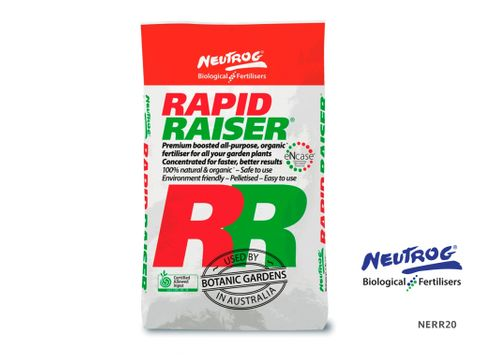 Neutrog Rapid Raiser - 20Kg Bag