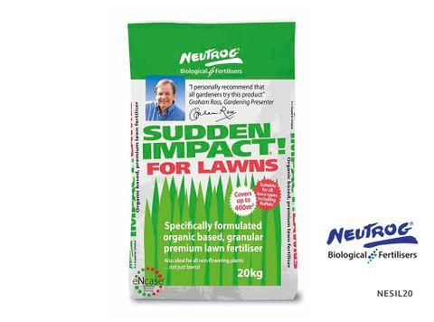 Neutrog Sudden Impact For Lawns - 20Kg Bag