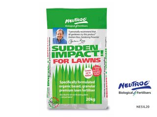 Neutrog Sudden Impact For Lawns - 20Kg Bag