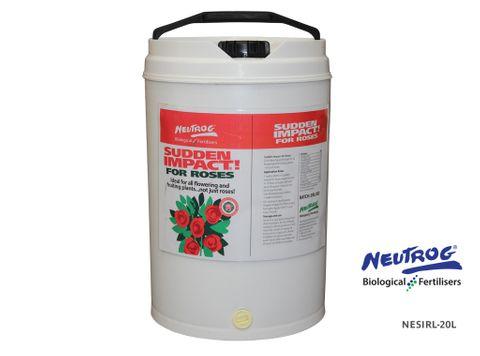 Neutrog Sudden Impact For Roses LIQUID - 20L