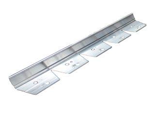 Asphaltedge Aluminium Asphalt Edge - 38mm x 2.4m