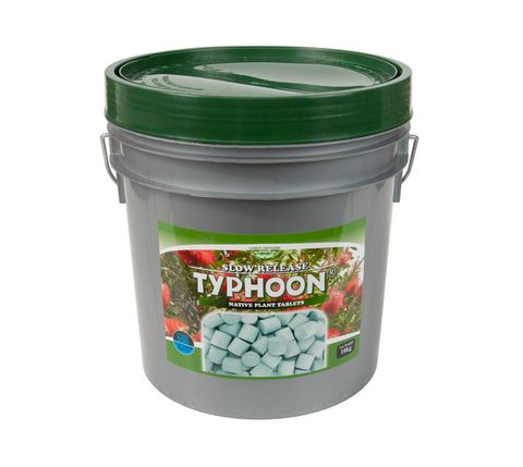 Typhoon 10g Native Fertilizer Tablets - 1,000 / Tub