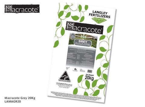 MACRACOTE Grey 20kg