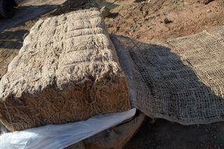 EKO™ Mesh 500gsm Jute Soil Saver, 1.2m x 550m Bale