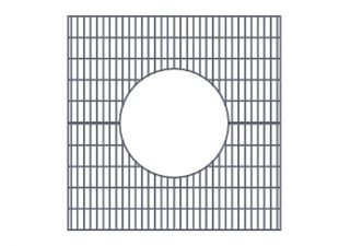 Tennyson Grate 800mm x 800mm   **  Special run-out price  **   (was $348.22)