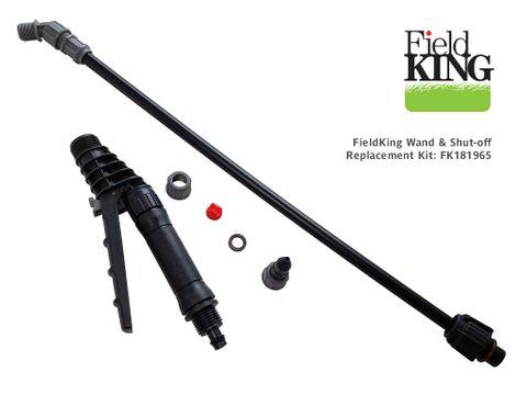FieldKing Wand & Shut-Off Replacement Kit