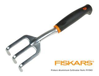 FISKARS Cultivator - Aluminium