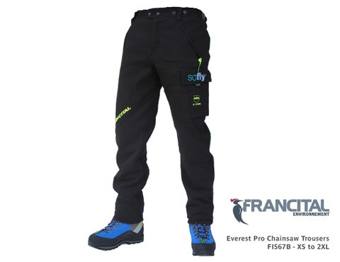 Francital Everest Pro Trousers - XSmall (72-76cm)