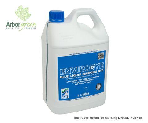 EnviroDye Herbicide Marking Dye, 5 Litre - Blue