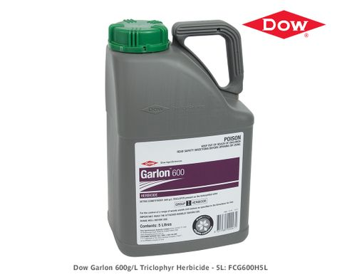 Dow Garlon 600g/L Triclopyr Herbicide - 5L