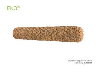 Coir Eko-Log Round 20cm diameter x 2.0m Long
