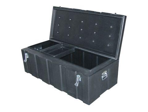 BUTE Box 1170L x 570W x 400mmH Black 260L