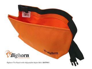 Bighorn Tie Pouch with adjustable Nylon Belt