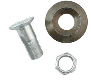 BAHCO Centre Bolt For P114SL & P116SL Slotted D Shape Type