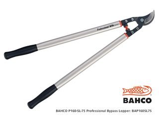 BAHCO P160-SL-75 Professional Bypass Lopper, 75cm