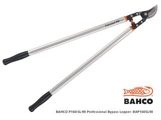 BAHCO P160-SL-90 Professional Bypass Lopper, 90cm