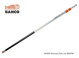 BAHCO Telescopic Pole 5m