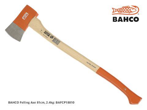 BAHCO Felling Axe 81cm, 2.4kg