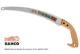BAHCO 4211-14-6T Pruning Saw 37cm blade