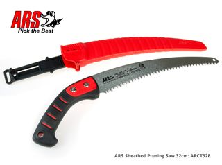 ARS 32cm Sheathed Pruning Saw