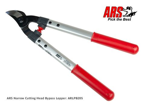 ARS Narrow Cutting Head Bypass Loppers - 476mm