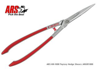 ARS Hedge Shears With 180mm Long Blades - 653mm