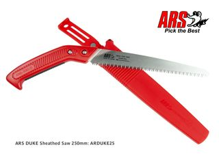 ARS DUKE25 Sheathed Saw 250mm