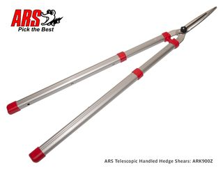 ARS Telescopic Handled Hedge Shears