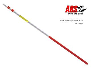 ARS Telescopic Pole 5.5m