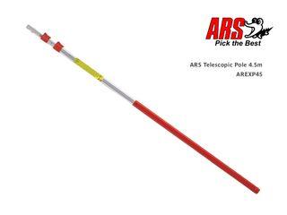 ARS Telescopic Pole 4.5m