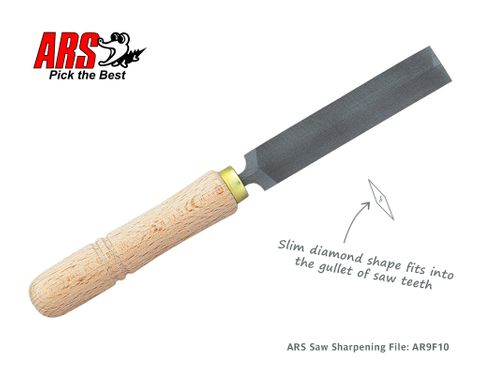 ARS Saw Sharpening File