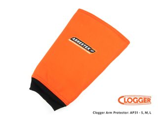 Clogger Arm Protector with fastening strap (each) - Medium