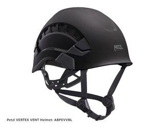 Petzl Vertex Vent Helmet - Black
