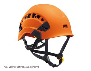 Petzl Vertex Vent Helmet - Orange