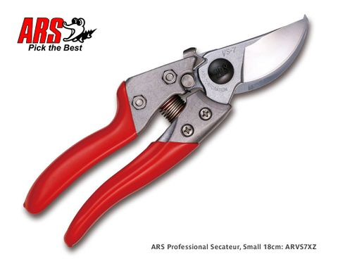 ARS Professional Secateur, Small 18cm