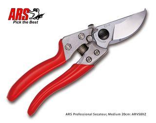 ARS Professional Secateur, Medium 20cm