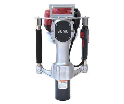 Sumo 4-Stroke Petrol Powered Post Driver