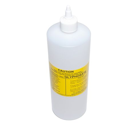 Herbicide Applicator Bottle 1L with Twist Top Cap