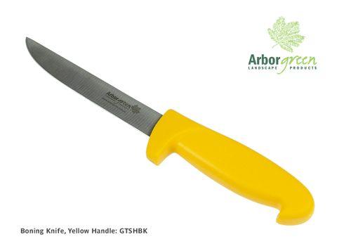 Boning knife, Yellow Handle