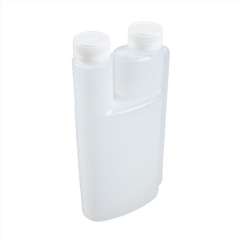 Twin Chamber Measuring Bottles - 1L