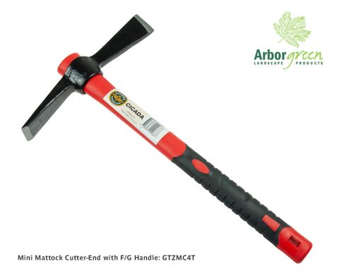 Mini Mattocks - Fibreglass Handle