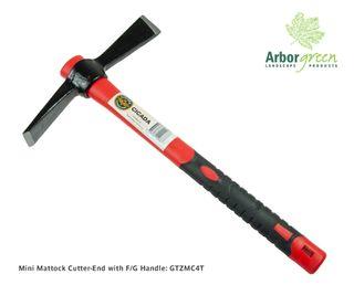 Mini Mattock Cutter-End F/G Handle