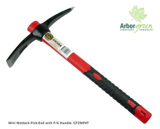 Mini Mattock Pick-End 400g F/G Handle