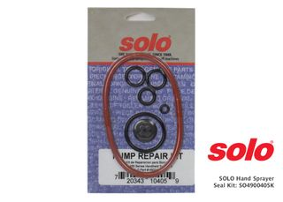 SOLO O-Ring/Seal Kit 454, 456 & 457 (Was: SO4900441)