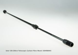 Solo 120-230cm Telescopic Carbon Fibre Wand