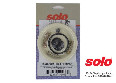 SOLO Seal Kit for 475 & 473D (was SO4900443)